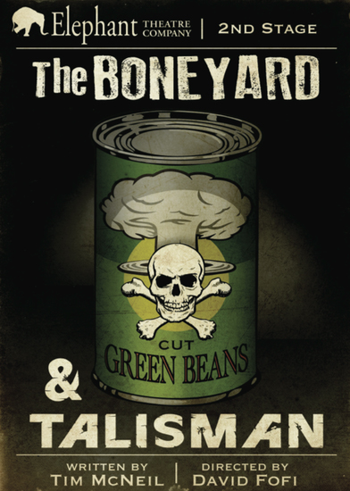 The Boneyard n Talisman poster