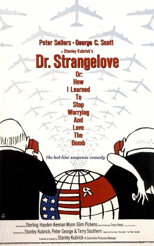 dr strangelove movie poster