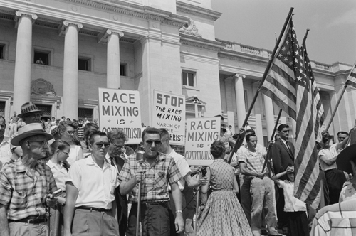 1959 Little_Rock integration protest 500px