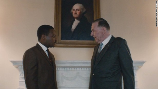 DuVernay selma film still martin luther king lyndon johnson