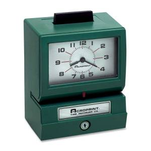 Punch-Time-Clock