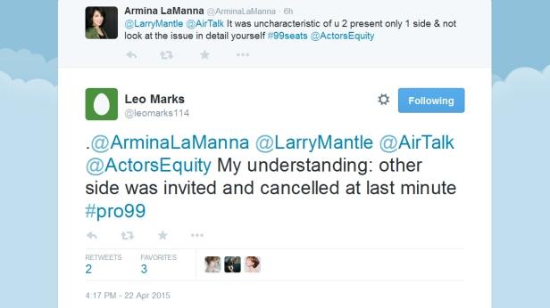 150422 armina vs leo marks
