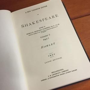 Shakespeare Variorum sq