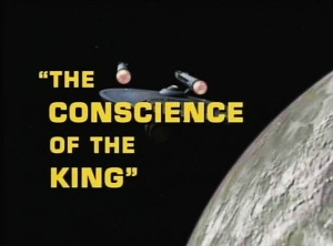conscience of the king Star Trek TOS
