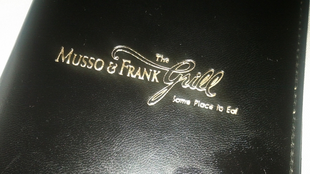 Musso and Frank Grill reduced