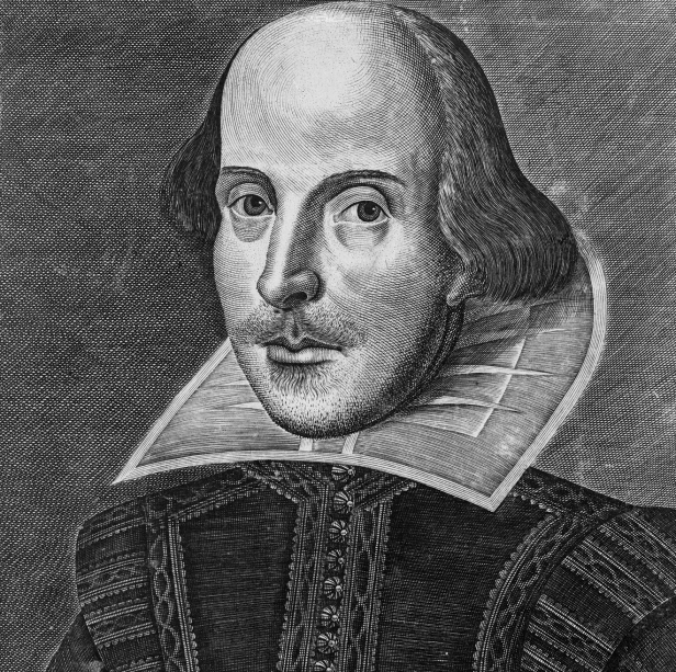 Shakespeare Second Droeshout 1623