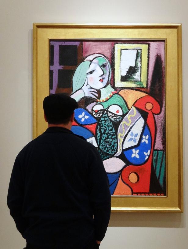 Picasso Norton Simon