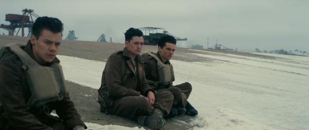 Dunkirk Nolan film